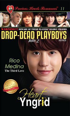 Batch 2- Book 11: Rico Medina (The Third Love)