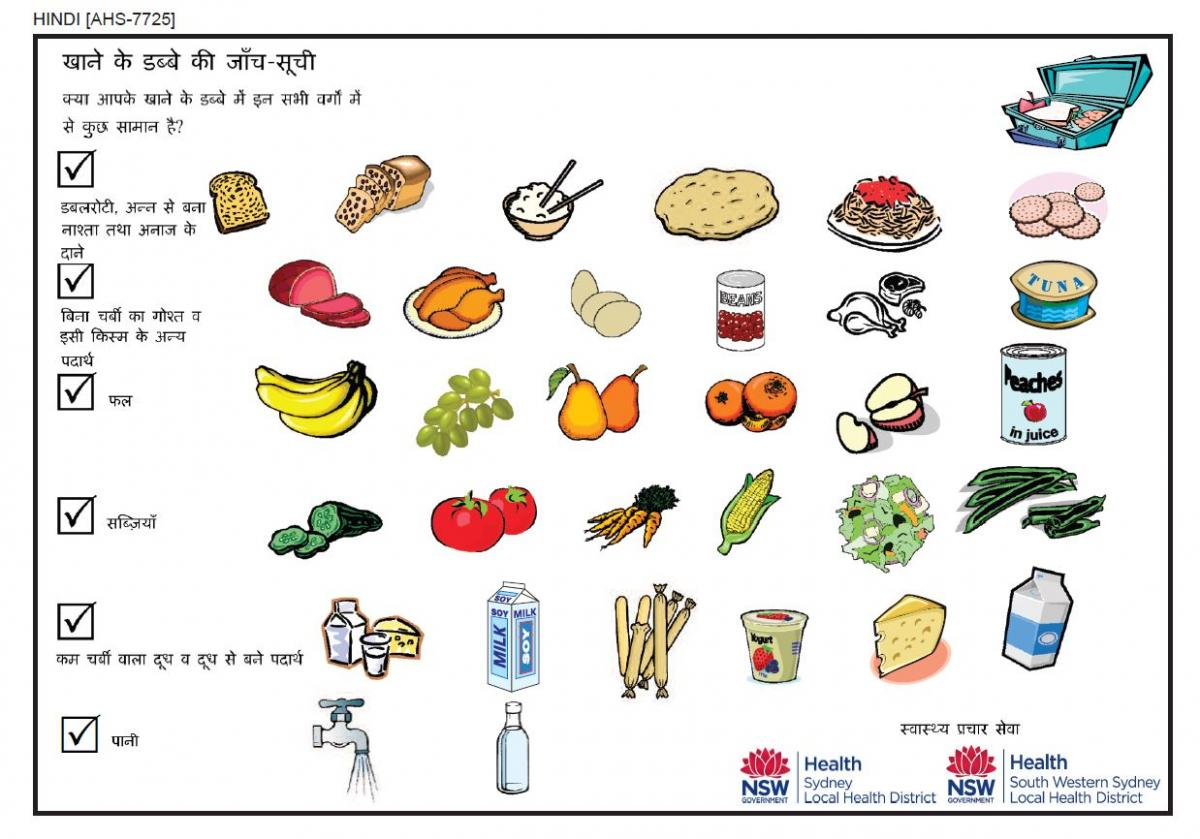 Food Safety Posters In Hindi