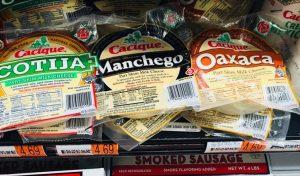 Cheeses withthe chorizo