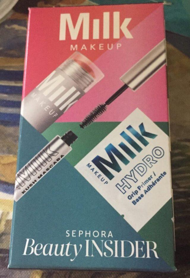 Sephora makeup gift