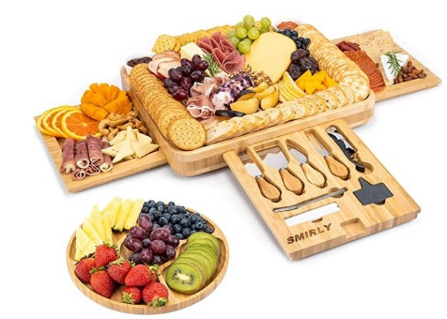 Larger charcuterie board