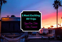 Exciting RV Trips