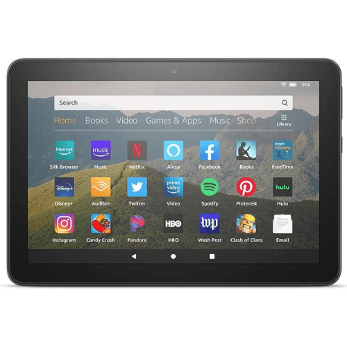 Best Fire HD 32 GB Portable Tablet USA 2021