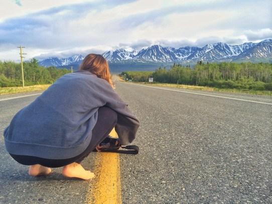 Exploring the Alaskan Highway
