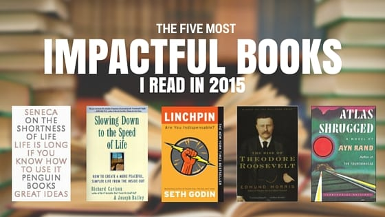 books I read in 2015