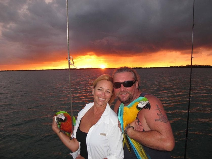 RVE 0018: Transitioning from Living on a Boat to Living in an RV