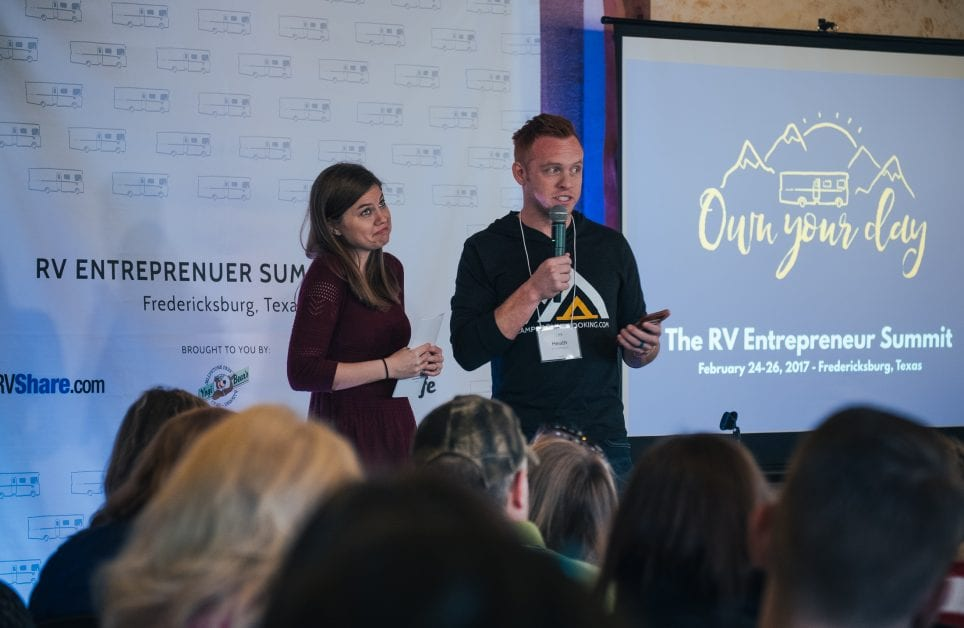 That Time We Decided to Host an RV Entrepreneur Summit (Plus Attendee Stories)