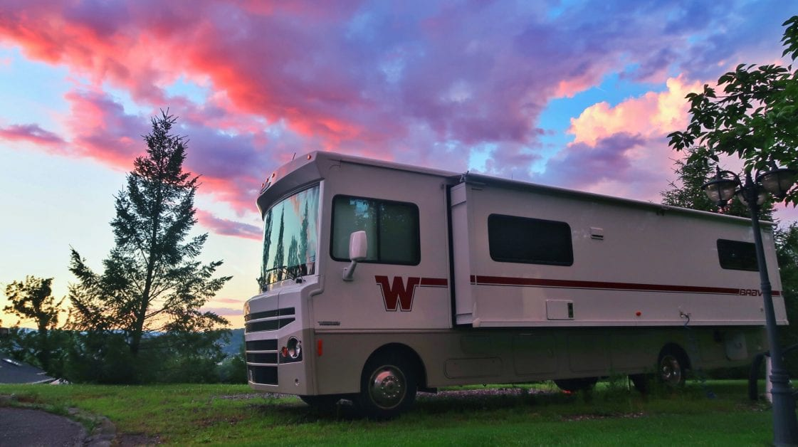 Why You Should Camp on Wineries and Farms