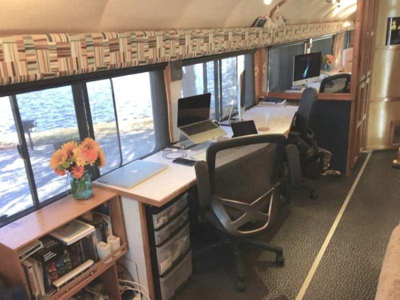 Technomadia office set-up