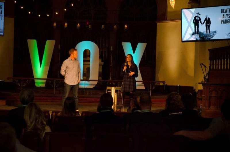 speaking vox con