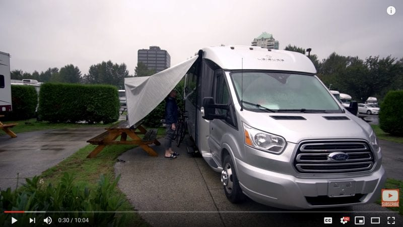 leisure travel van awning