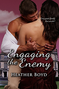 This is the cover of Engaging the Enemy