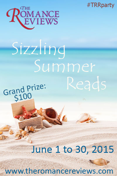 The Romance Reviews Sizzling Summer Reads Image