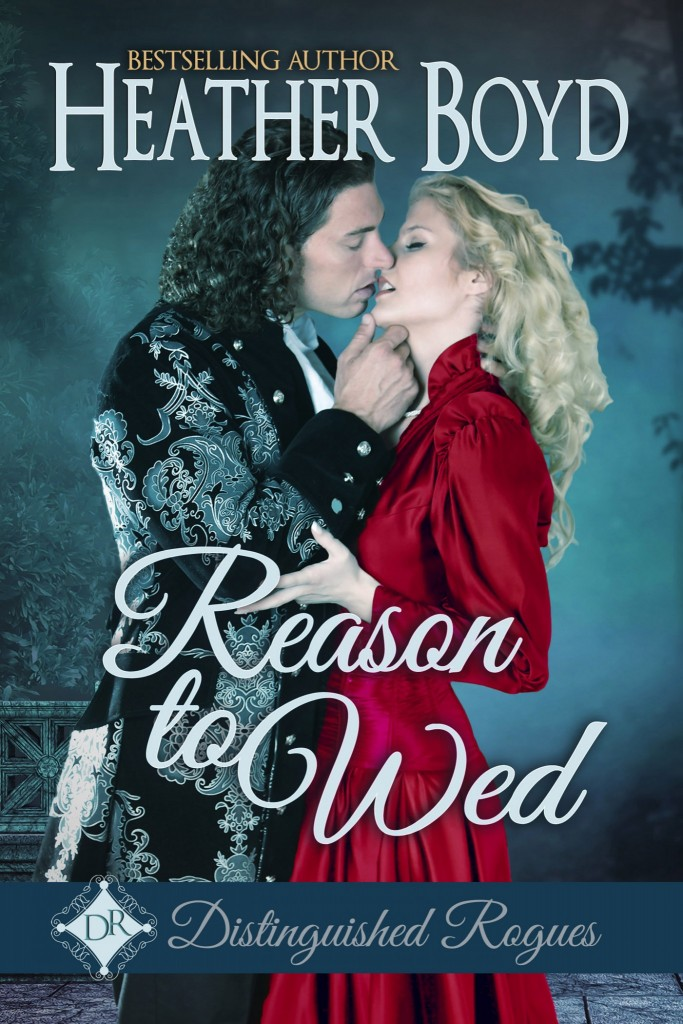 Cover for Reason to Wed