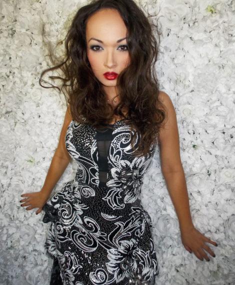 Heather Spears Designer Dress Portfolio Sequence