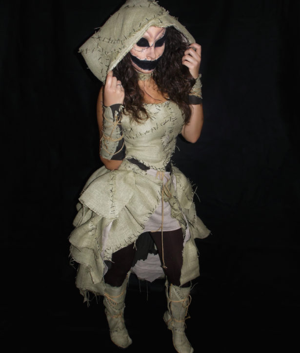 Heather Spears Costume Design Oogie Boogie Man