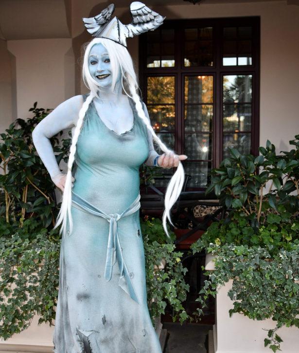 Opera Singer Haunted Mansion Disney Costume