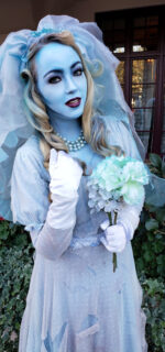 Haunted mansion Constance the Bride Cosplay Costume by Heather Spears
