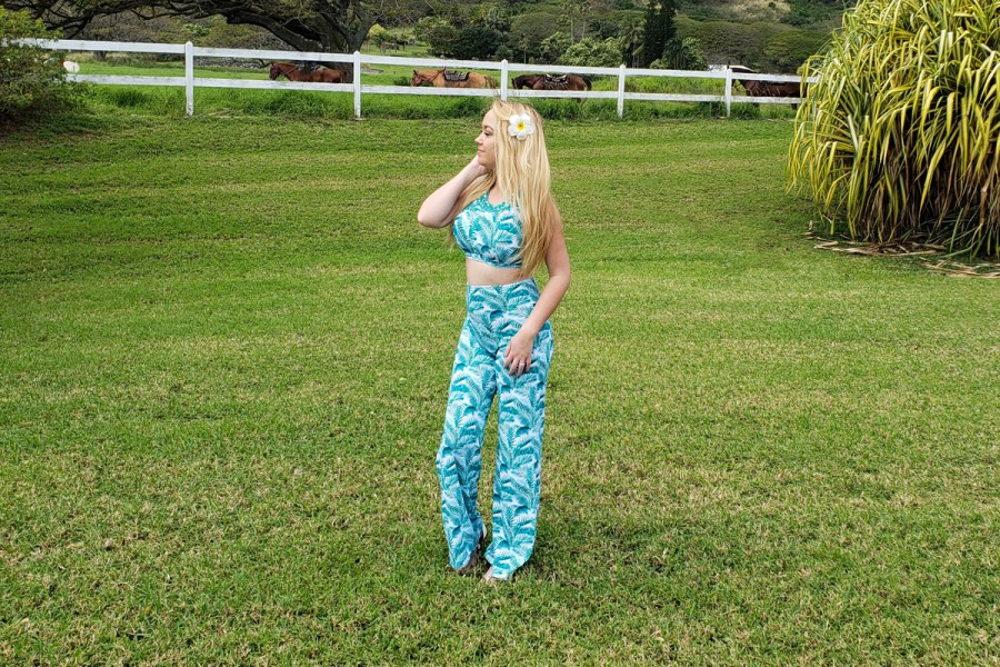 Summer 2020 Collection Heather Spears Hawaii Theme