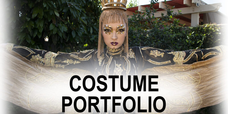 Heather Spears Costume Portfolio