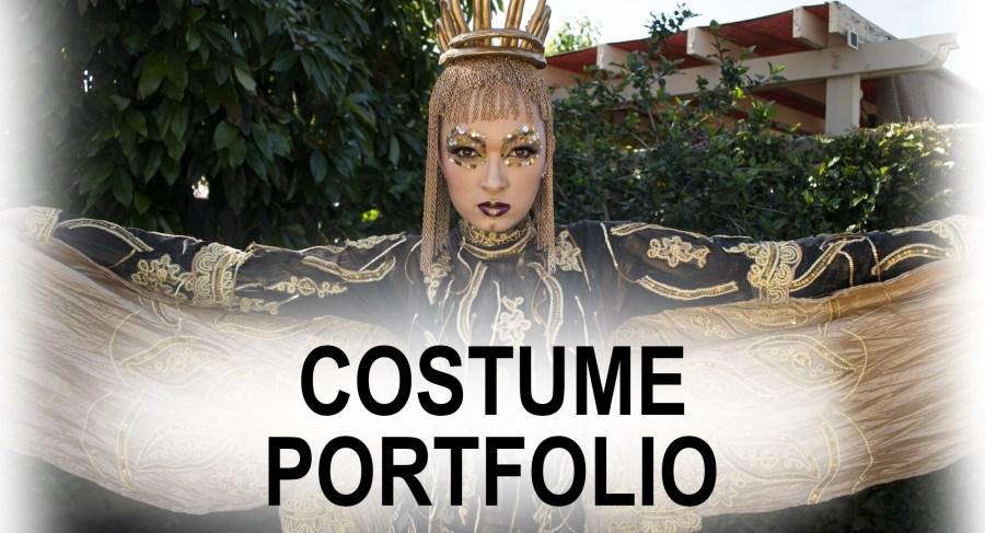 Heather Spears Costume Portfolio