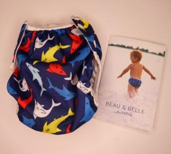 Unique Baby Gift Guide Item Beau & Belle Reusable Swim Diaper