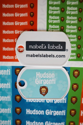 Mabels Labels for Labeling Kids and Baby Items
