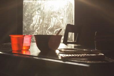 table-morning-light