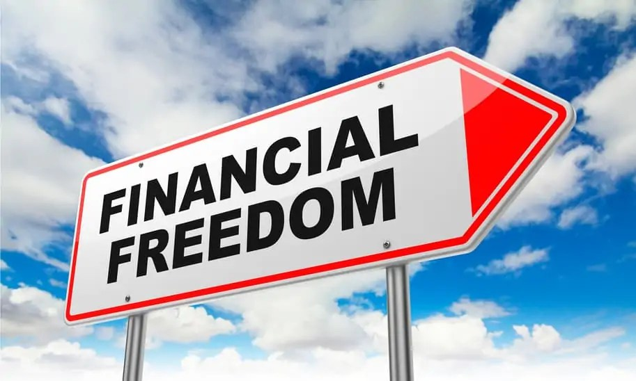The Financial Freedom Myth