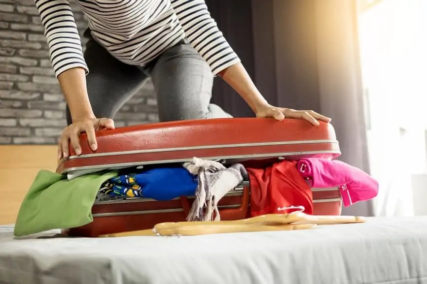 Getting Going – The Anxiety of Picking Up and Packing, Again