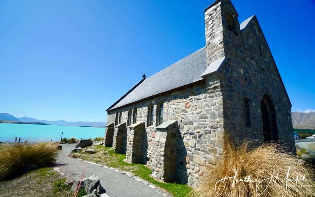 Lake Tekapo – Discover New Zealand