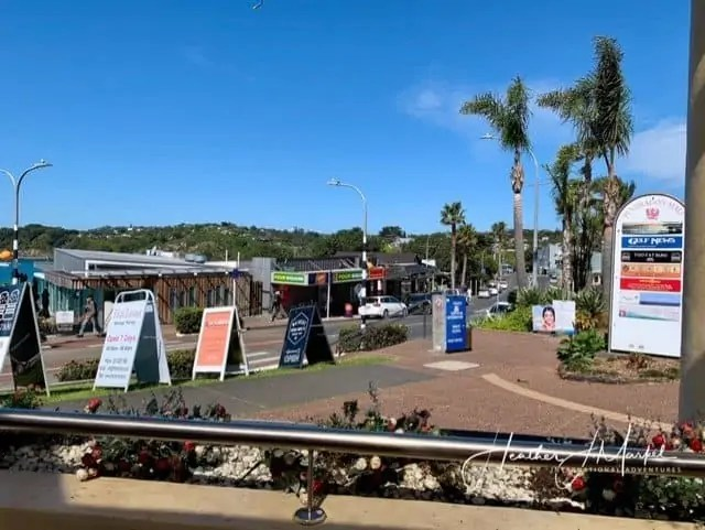 waiheke island town center