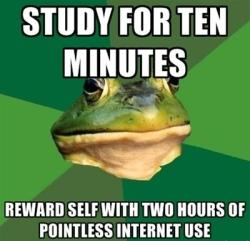 studying 5