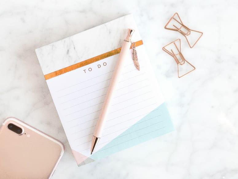 July To-Do List: Take a Blogging Break