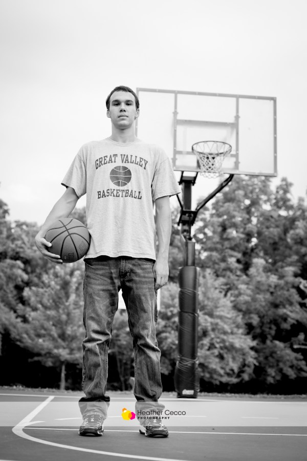 Great Valley Senior Portrait Malvern (13)