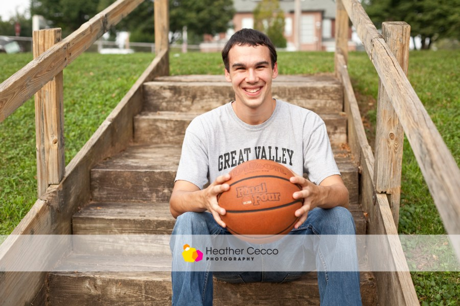 Great Valley Senior Portrait Malvern (9)