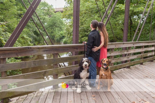 Engagement Photos – Phoenixville, PA