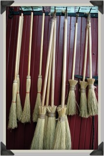 Broom factory