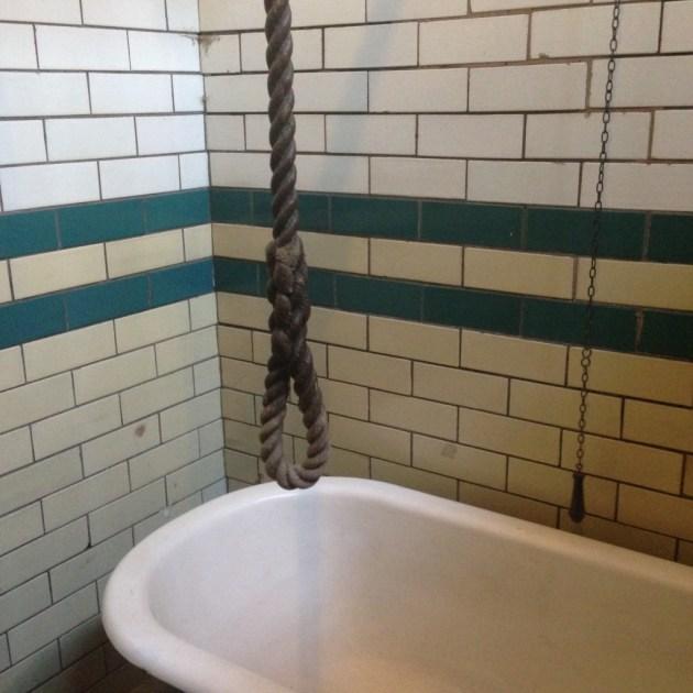 Moseley Road Baths slipper bath