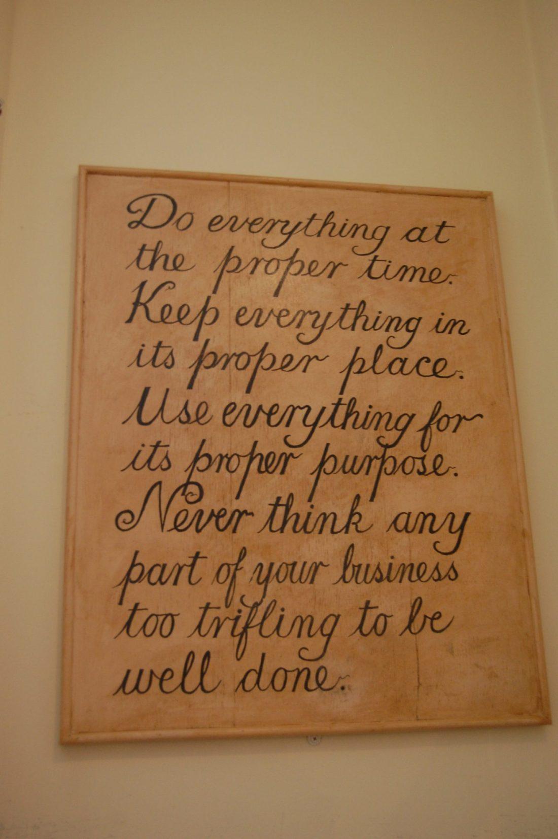 matthew boulton kitchen advice