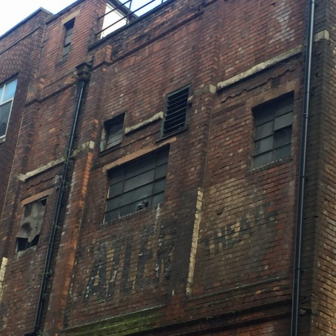 TATLER BIRMINGHAM GHOST SIGN 1