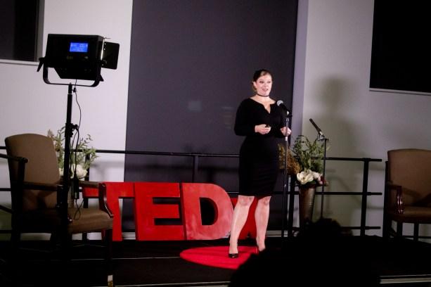 Heather Cox TedX Speaker 2021