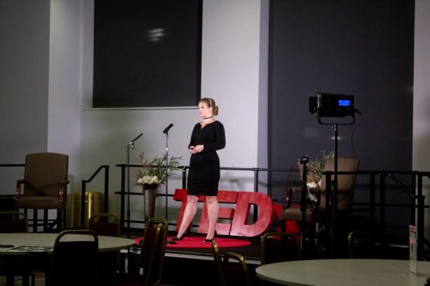 Heather Cox TedXDover 2021