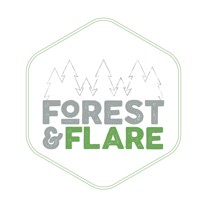 Heather Dauphiny Creative | Logo Design - Forest & Flare