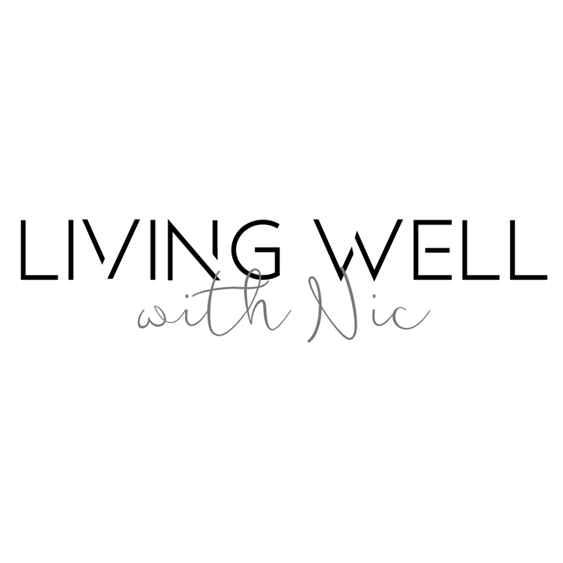 Brand Identity - Living Well With Nic