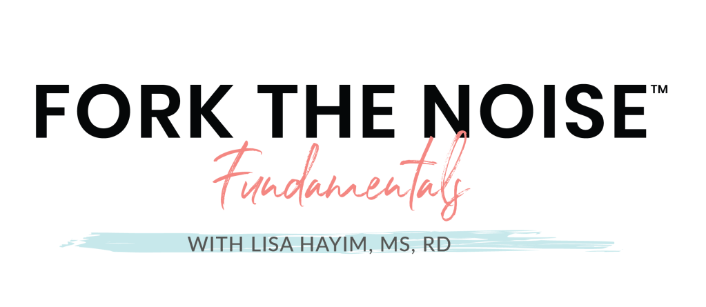 Fork the Noise Fundamentals logo by Heather Dauphiny Creative