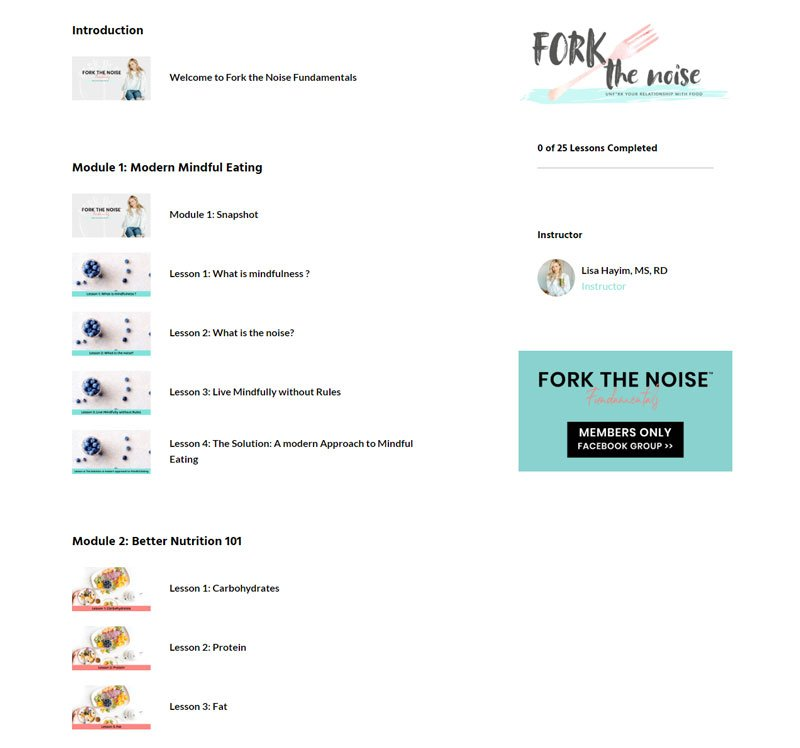 Fork-the-Noise-Online-Course-design-and-setup---Heather-Dauphiny-Creative