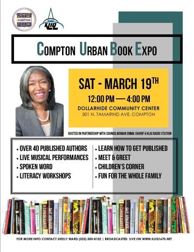 New Compton Book Flyer