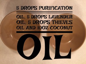 oil for hand foot and mouth
