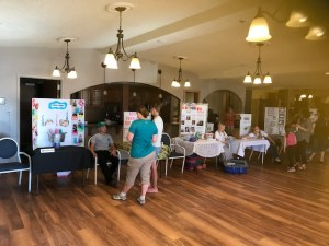 4-H project expo